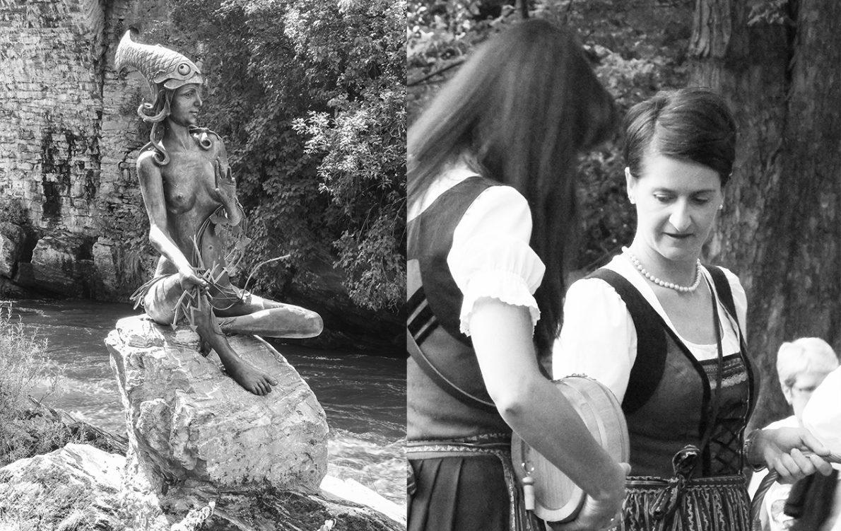 Fairy Tale Town Murau In Styria, Austria