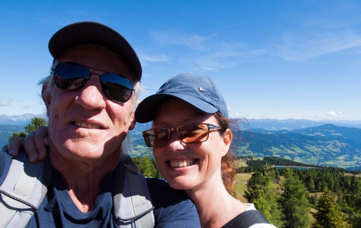 Die Österreichische Stadt Murau In Der Steiermark Überrascht