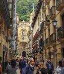 Am Fuße Der Pyrenäen Im Baskenland In San Sebastián, Spanien #reisen #städtereisen #spanien