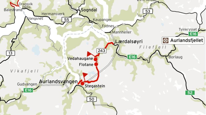 aurlandfjellet-map