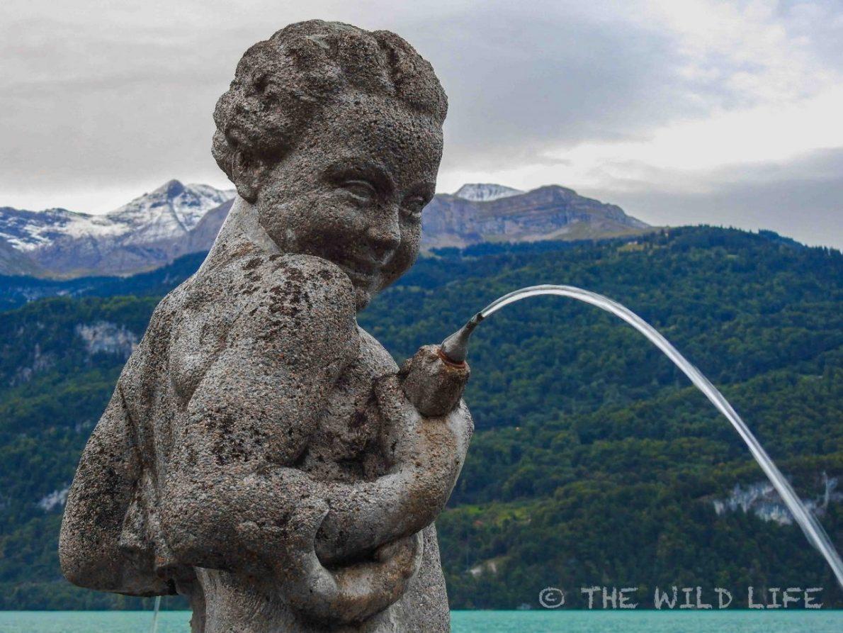 Lake Thun or Lake Brienz