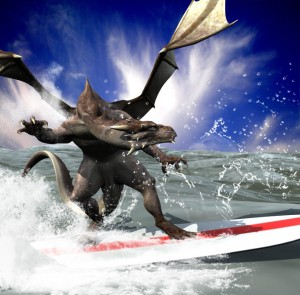 dragonsurf