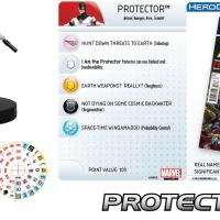 "Marvel's ""Protector"" in HeroClix (v1.5)"
