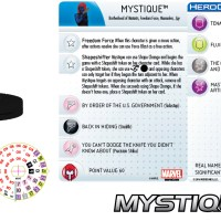 WizKids previews Mystique (v1.1)