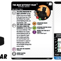 Marvel HeroClix: The Man Without Fear | HeroClix
