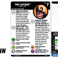 "Marvel HeroClix: ""What If...?"" - The Captain 