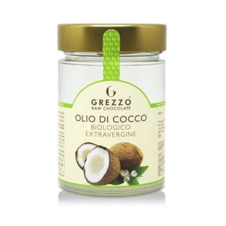 Olio di Cocco Biologico - Grezzo Raw Chocolate - Core Nutrition