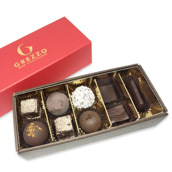 Grezzo Chocolate Experience Box