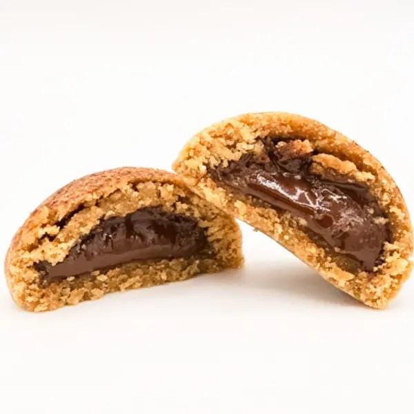 bocconotto crudista cioccolato crudo nocciole