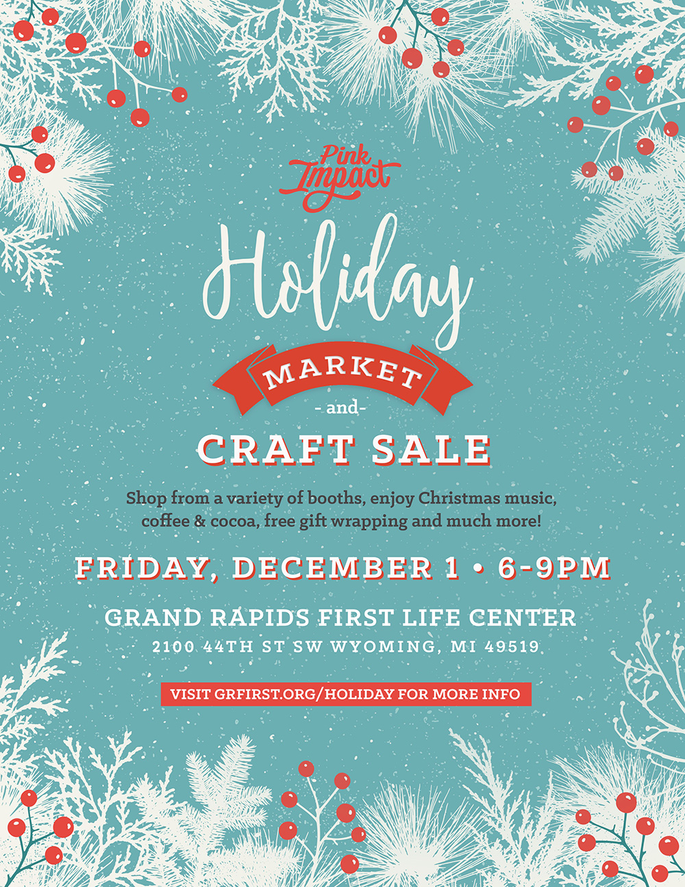 Holiday Market & Craft Sale
