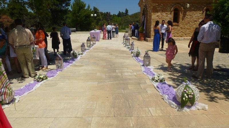 στολσιμός γάμου στη σταμάτα αττικής