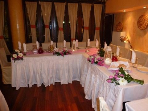 στολισμός γάμου 420 ευρώ! το τραπέζι της δεξίωσης