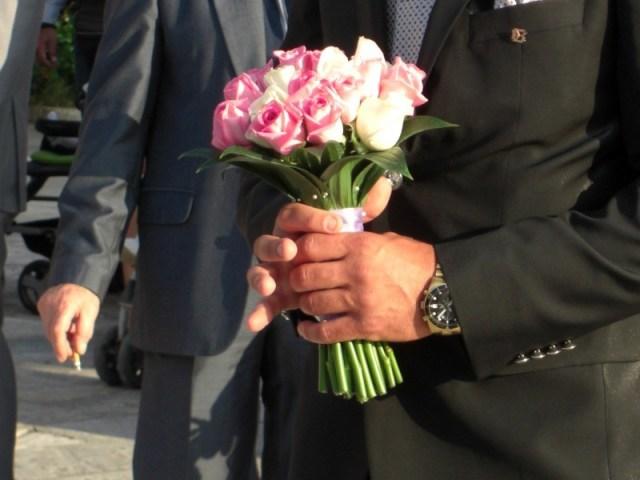 στολισμός γάμου 550 ευρώ! νυφική ανθοδέσμη