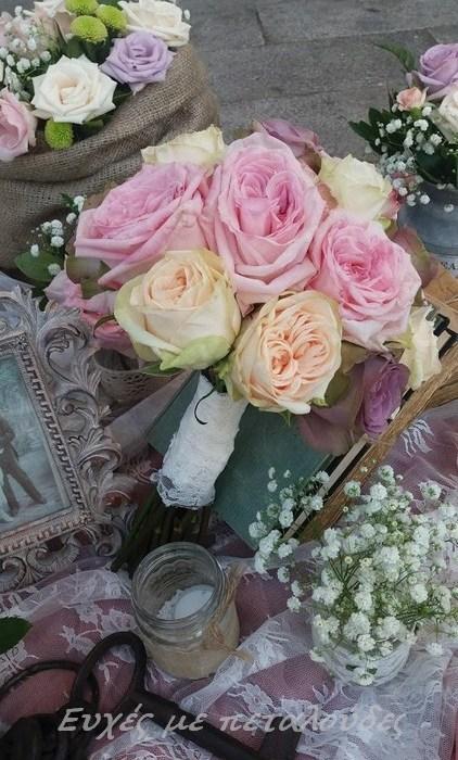 Στολισμός γάμου Εσταυρωμένος Αιγάλεω