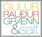 GulurRauðurGrænn&Salt