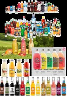 Catering y Servicio de bebidas para eventos y empresas. Múltiples bebidas y refrescos para barras de bebidas. Alquiler de grifos de cerveza