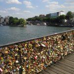 Мостът на влюбените, Париж 2014