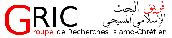 GRIC - Groupe de Recherche Islamo Chrétien