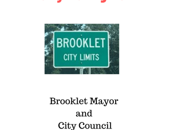 Early Voting Started for Brooklet