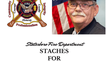 Staches for Shaw