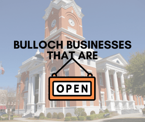open bulloch businesses