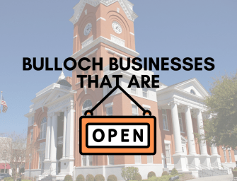 List of Statesboro – Bulloch County Businesses that are Open