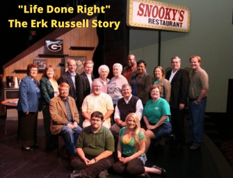 """Life Done Right"" – The Erk Russell Story by Dr. Rebbeca Kennerly"