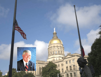Governor Kemp Honors Senator Jack Hill Ordering Flags to Half-Staff
