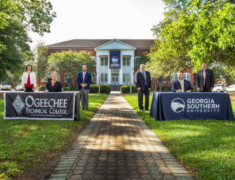 Georgia Southern and Ogeechee Tech create accelerated pathway