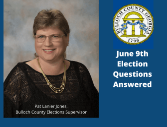 Bulloch County June 9th Voter Questions Answered