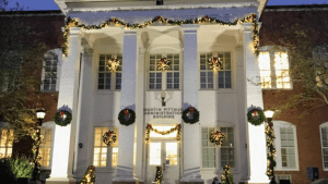 Georgia Southern annual Lighting