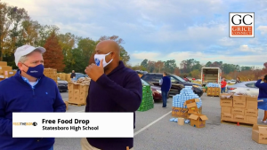 Feed the Boro Food Drop