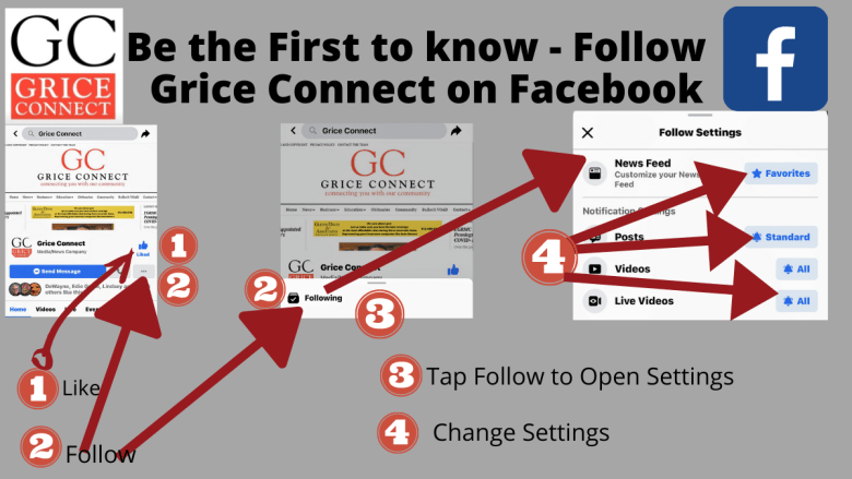 Grice Connect FB Follow