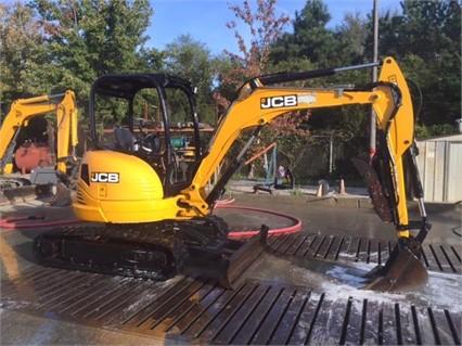 2012 JCB 8035 Mini Excavator - Gridiron - Pooler, GA