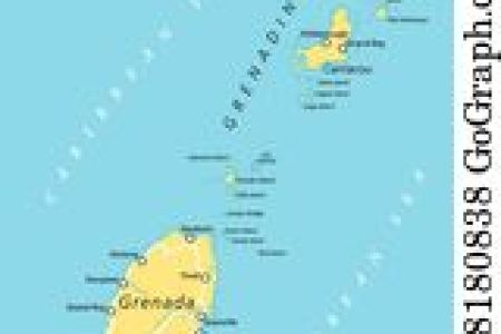 grenada political map » Full HD Pictures [4K Ultra] | Full Wallpapers