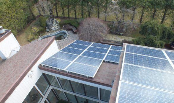Home Solar Panels Manhassett NY
