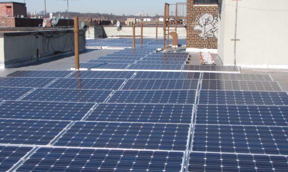 Commercial Solar Energy Brooklyn New York