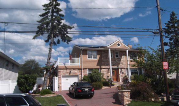 Long Island Solar Energy - Massapequa NY Home Installation