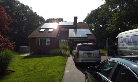 NYC Solar Energy - Queens NY Residential Solar Installation
