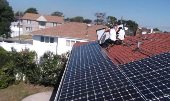 Residential Solar Energy Oceanside Long Island NY