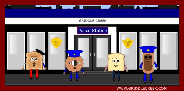 Design Police Dept