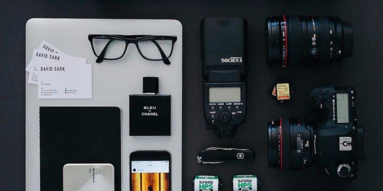 David sark street photographer camera gear