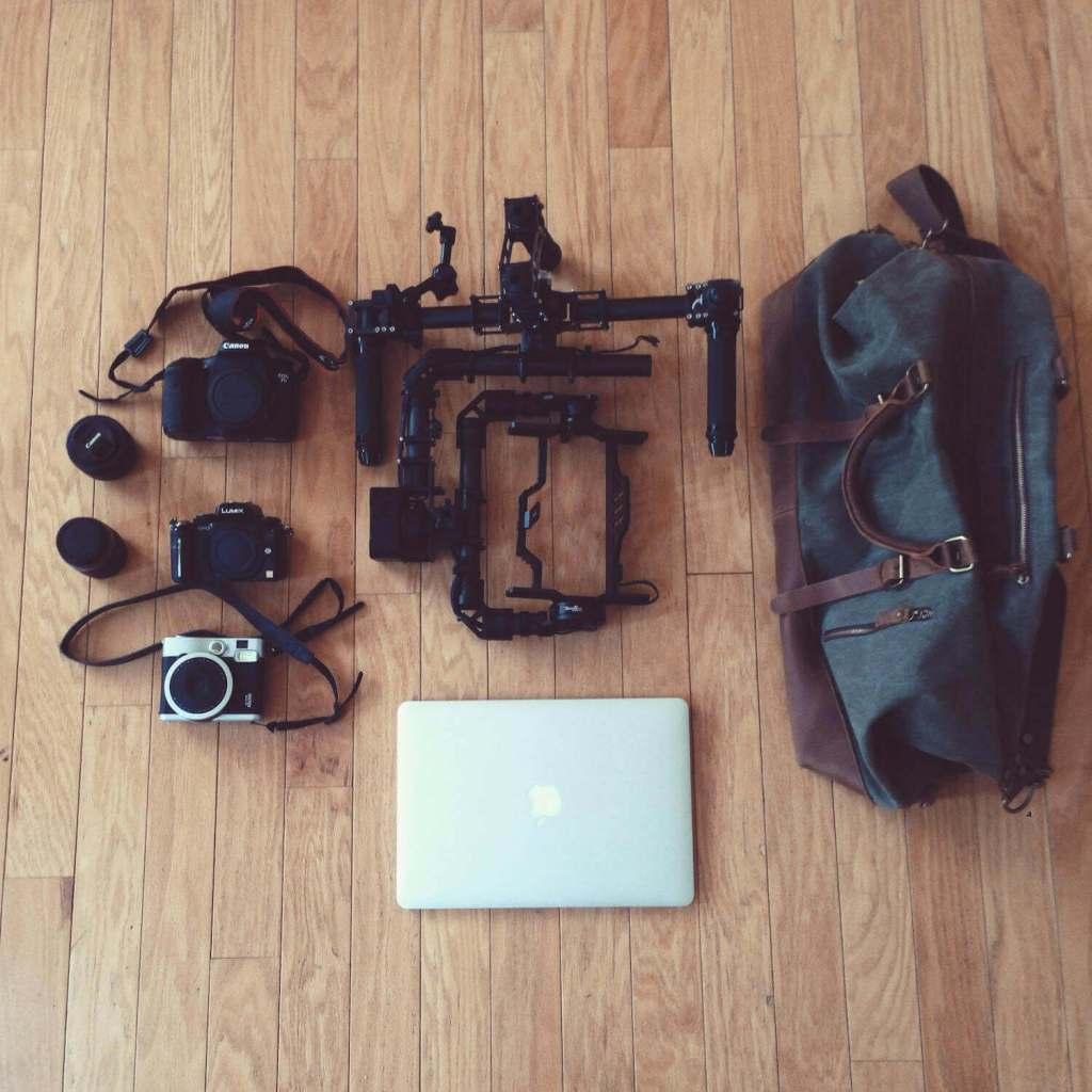 jake camera essentials