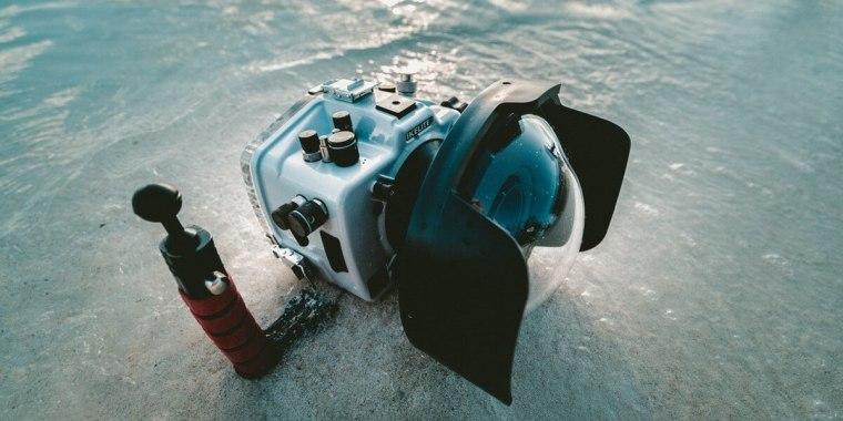 best underwater camera housings 2018