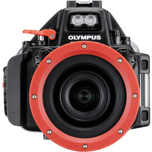 olympus underwater camera housings
