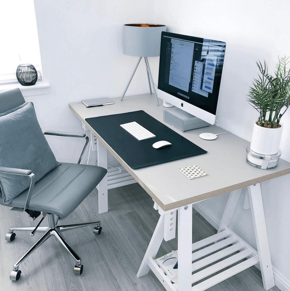 Minimalist Desk Setup By James Mcdonald