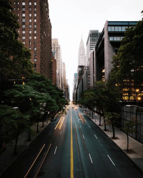 urban landscape photography nyc
