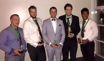 Gridiron Tasmania - Awards night 2016