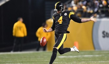 Jordan Berry punter with NFL Steelers