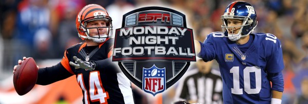 Monday Night Football Preview: Giants vs. Bengals ...